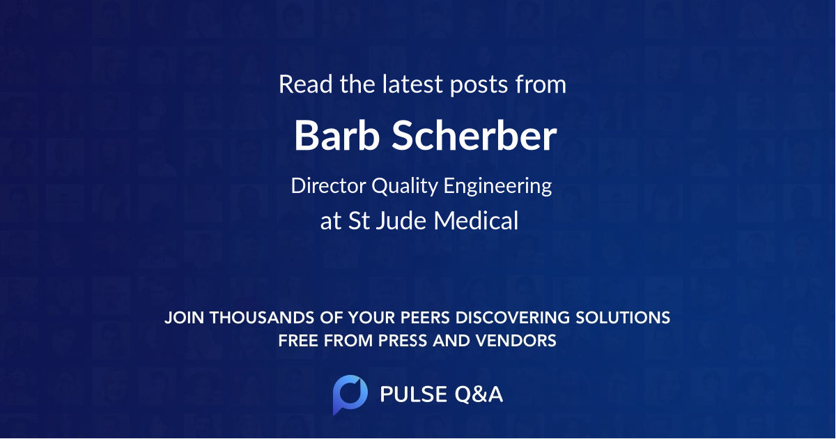 Barb Scherber
