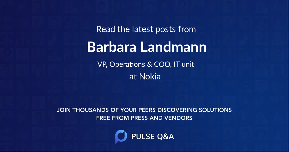 Barbara Landmann