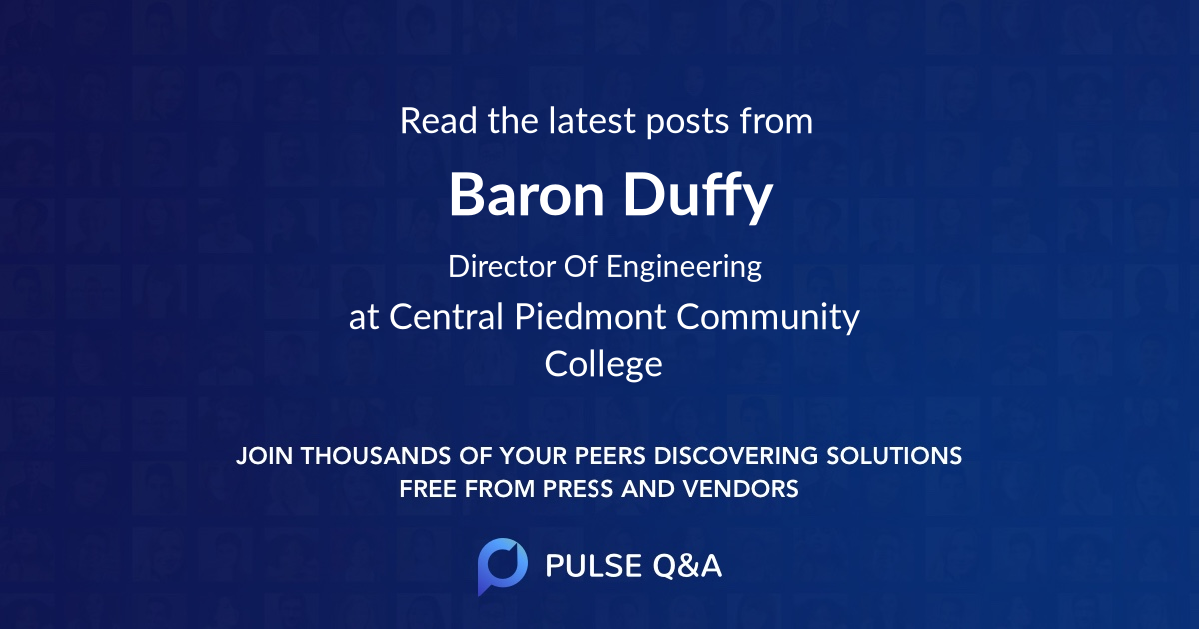 Baron Duffy