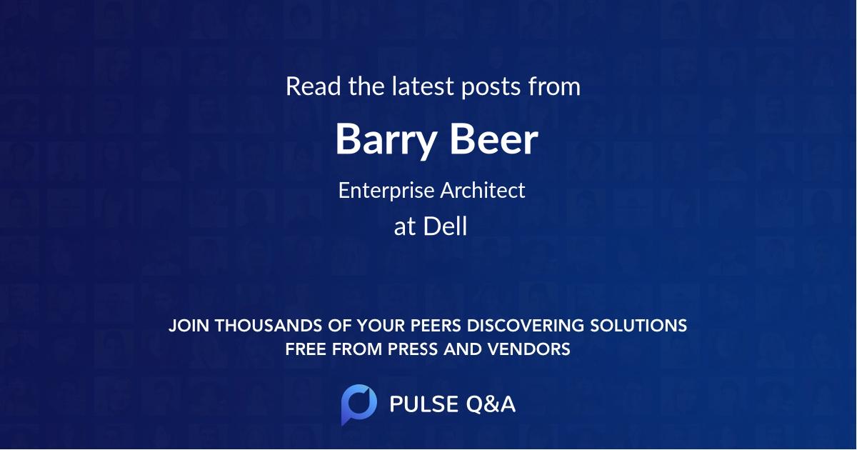 Barry Beer