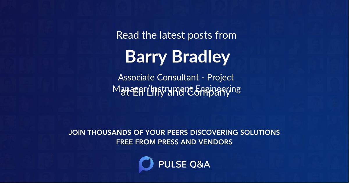Barry Bradley
