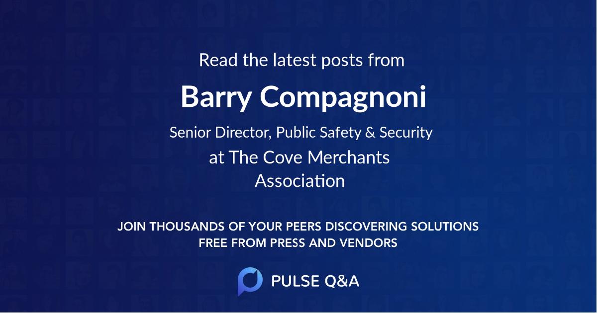 Barry Compagnoni