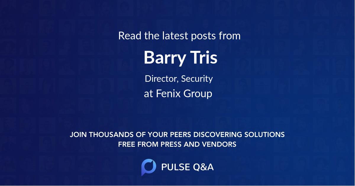 Barry Tris