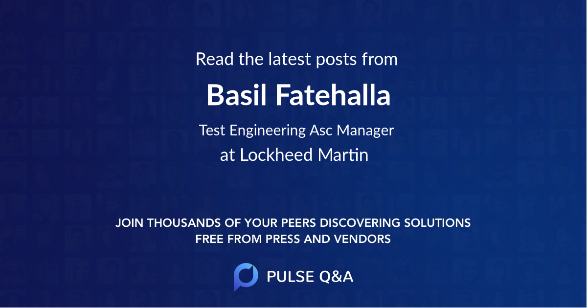 Basil Fatehalla