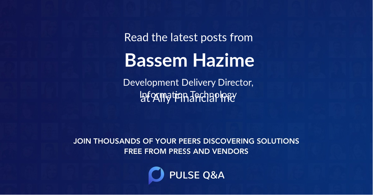 Bassem Hazime