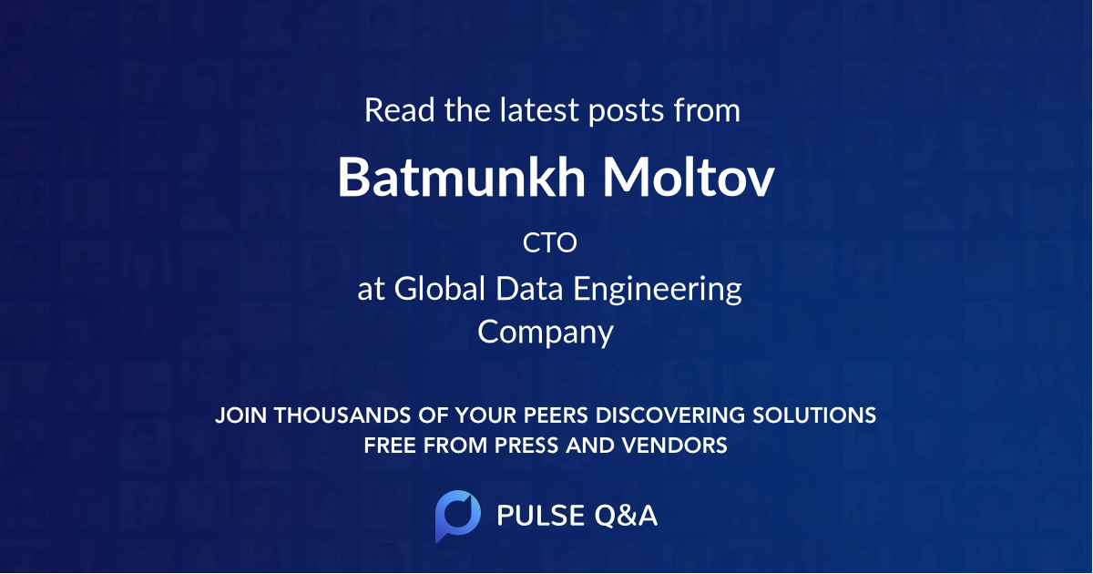 Batmunkh Moltov