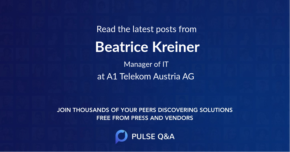 Beatrice Kreiner