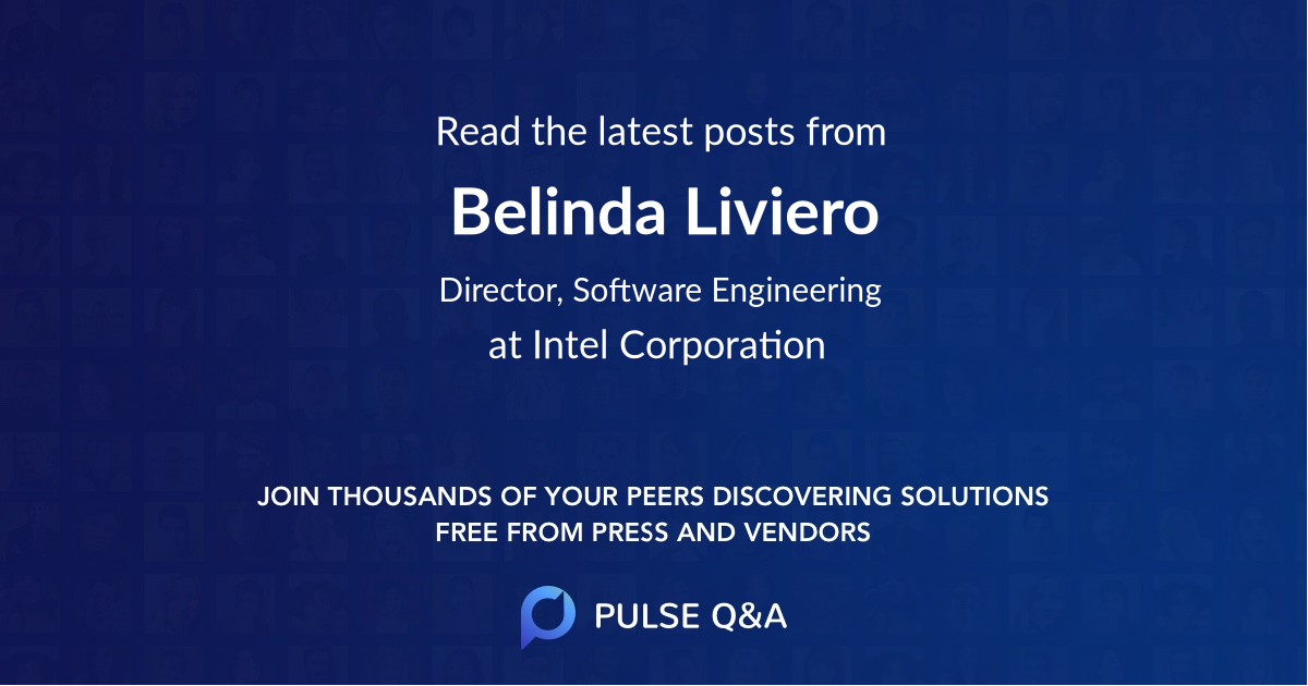 Belinda Liviero