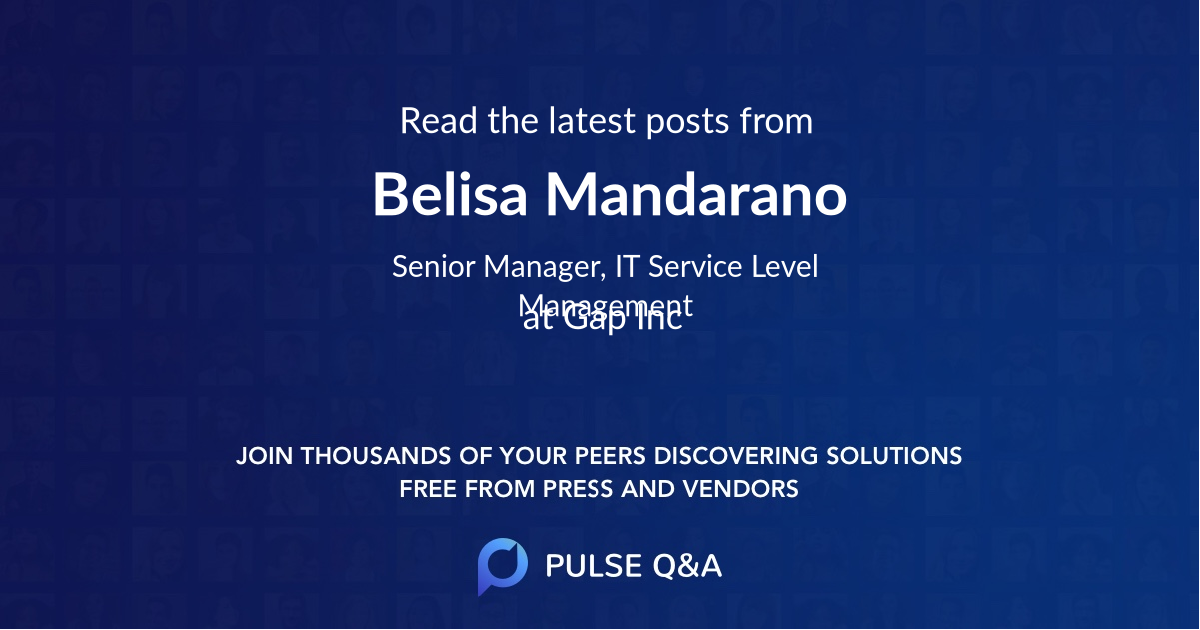 Belisa Mandarano