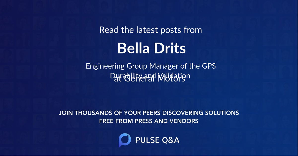 Bella Drits