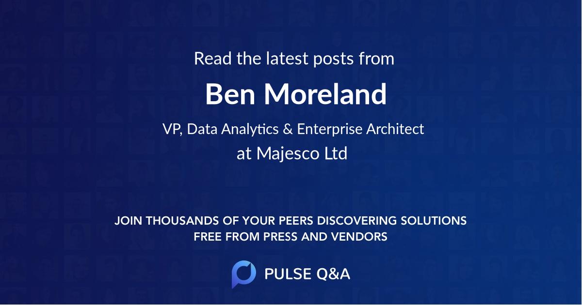 Ben Moreland