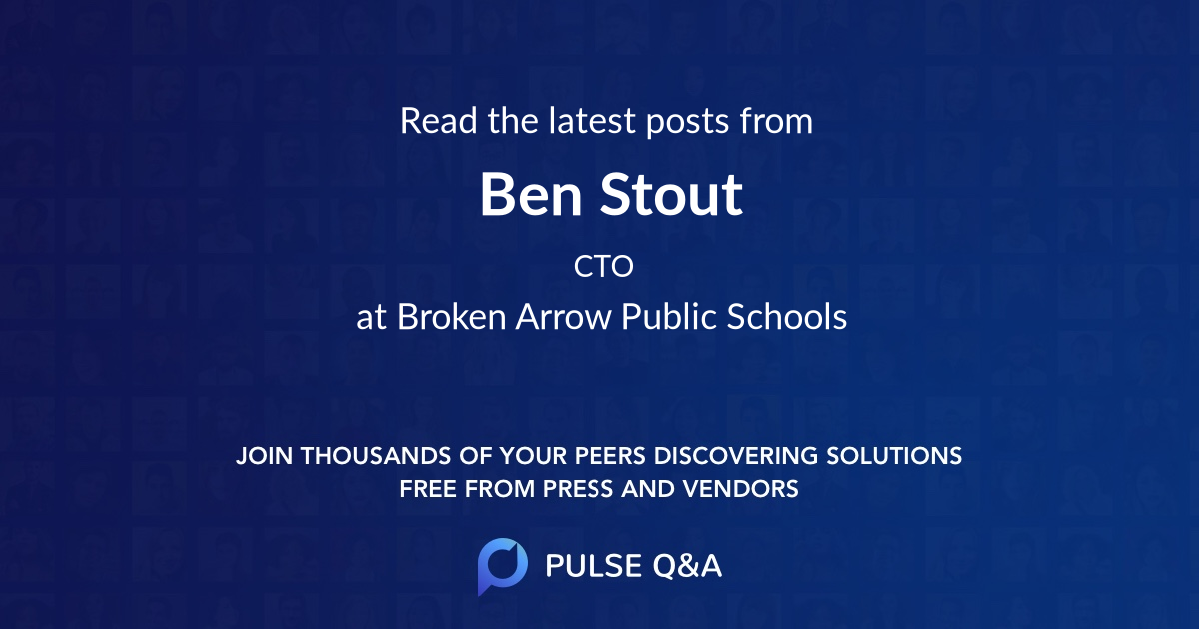 Ben Stout