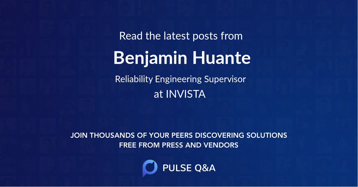 Benjamin Huante