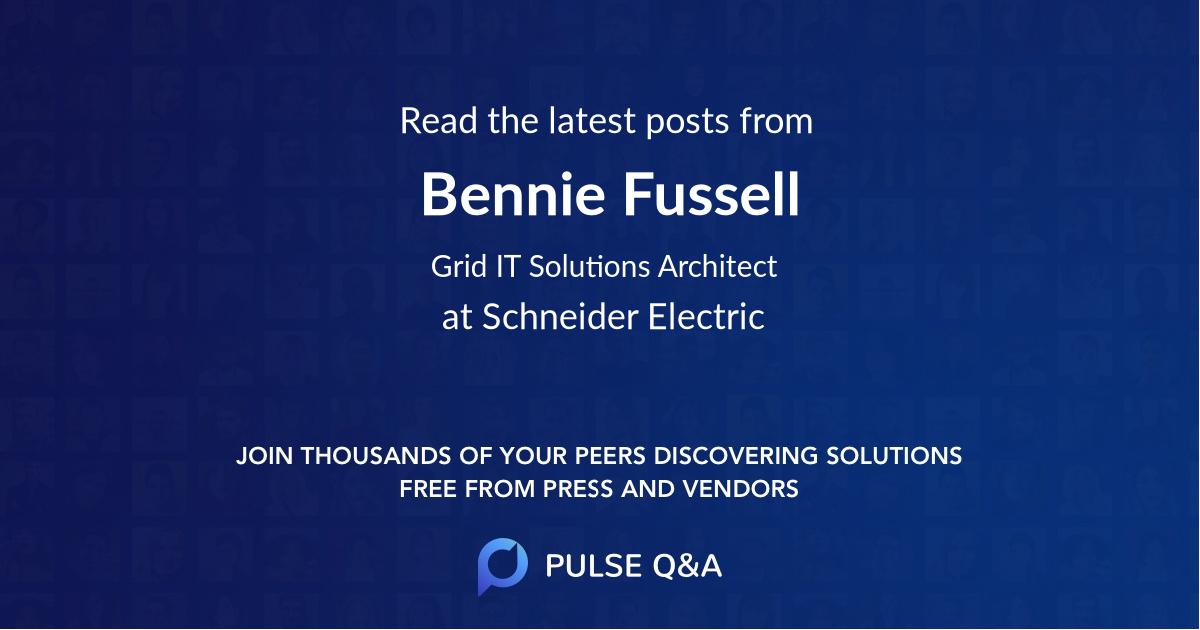 Bennie Fussell