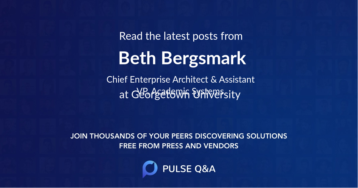Beth Bergsmark