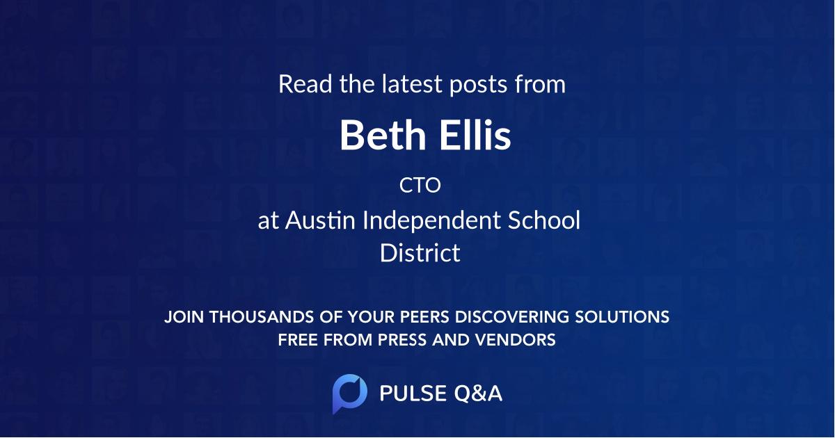 Beth Ellis