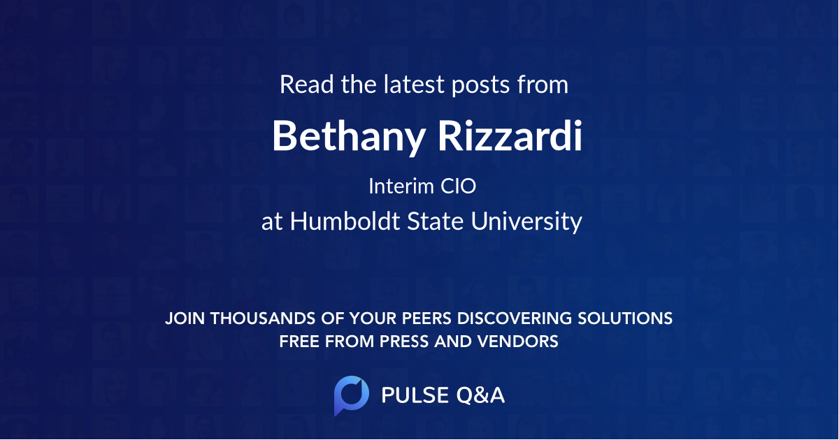 Bethany Rizzardi