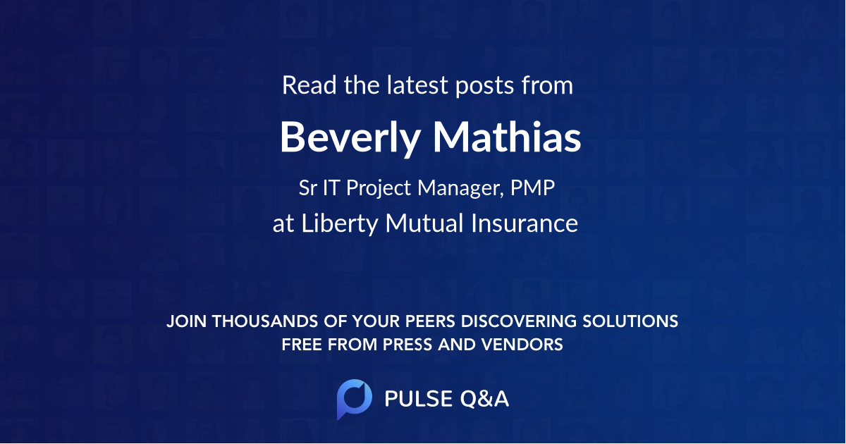 Beverly Mathias