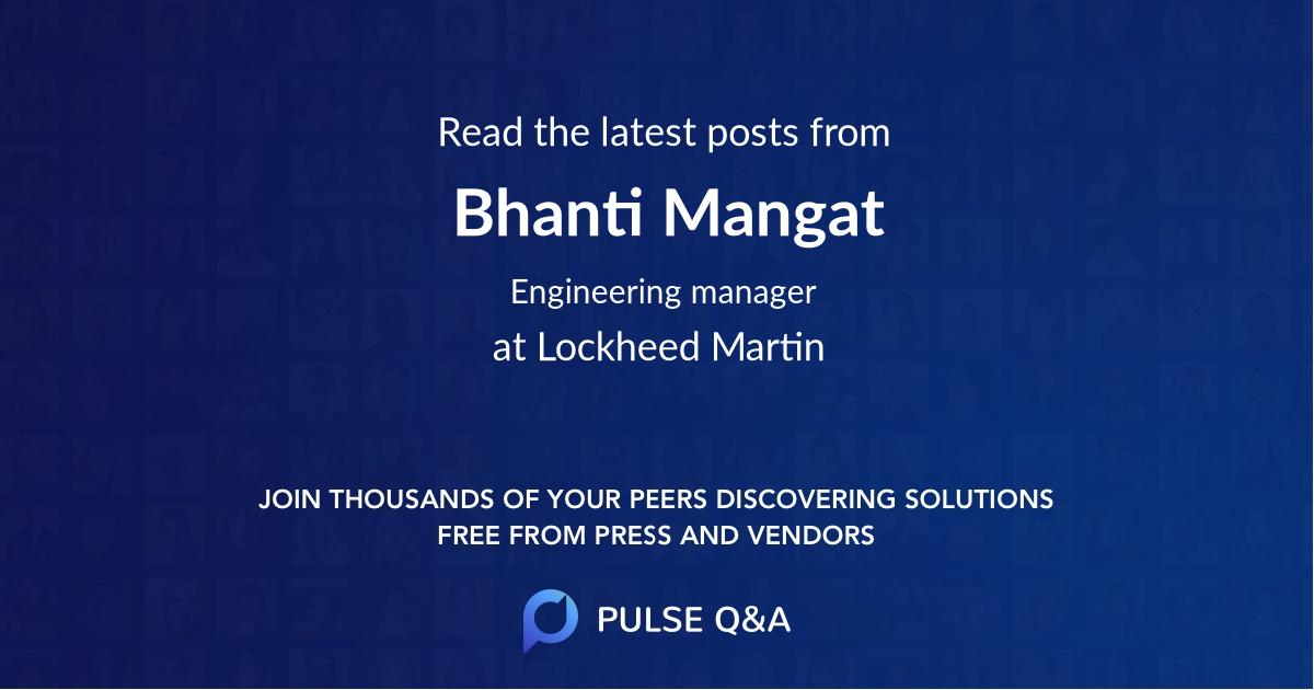 Bhanti Mangat