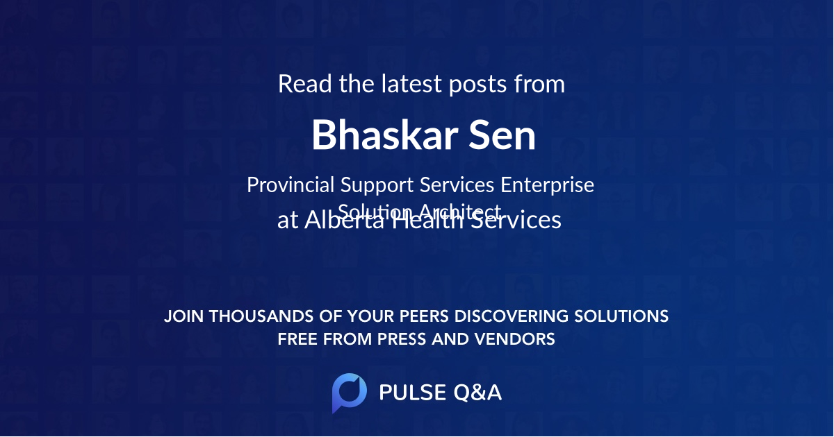 Bhaskar Sen