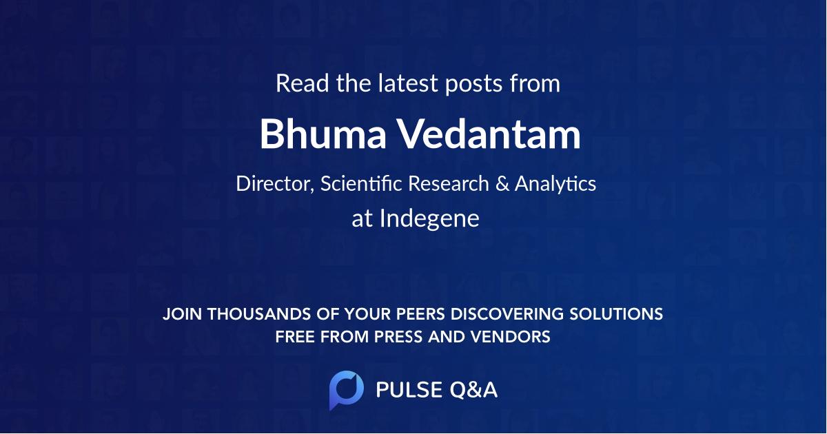 Bhuma Vedantam