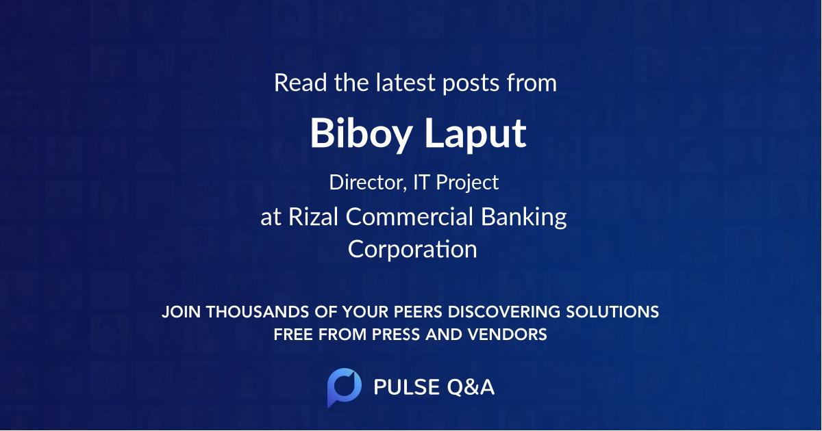 Biboy Laput
