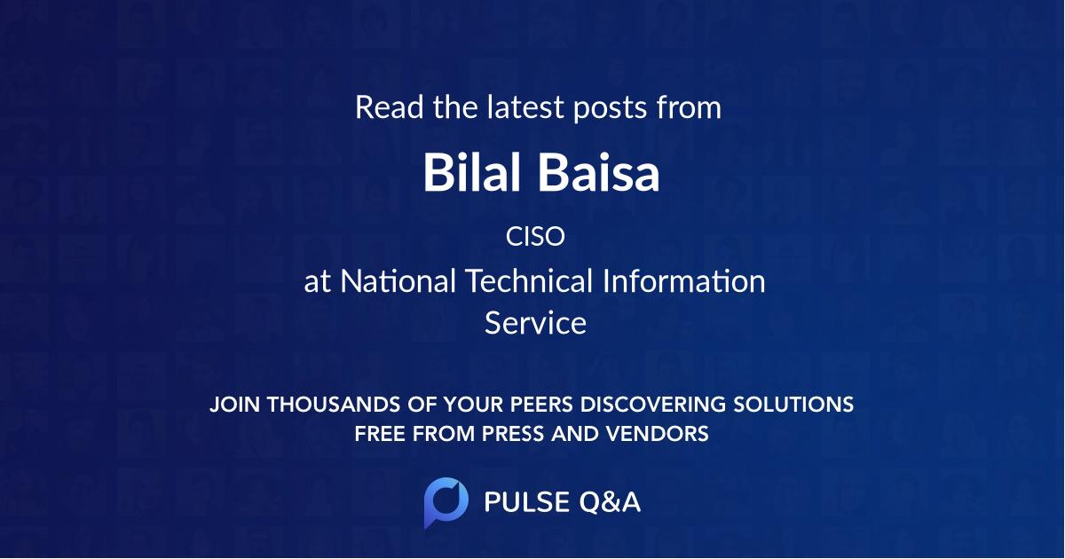 Bilal Baisa