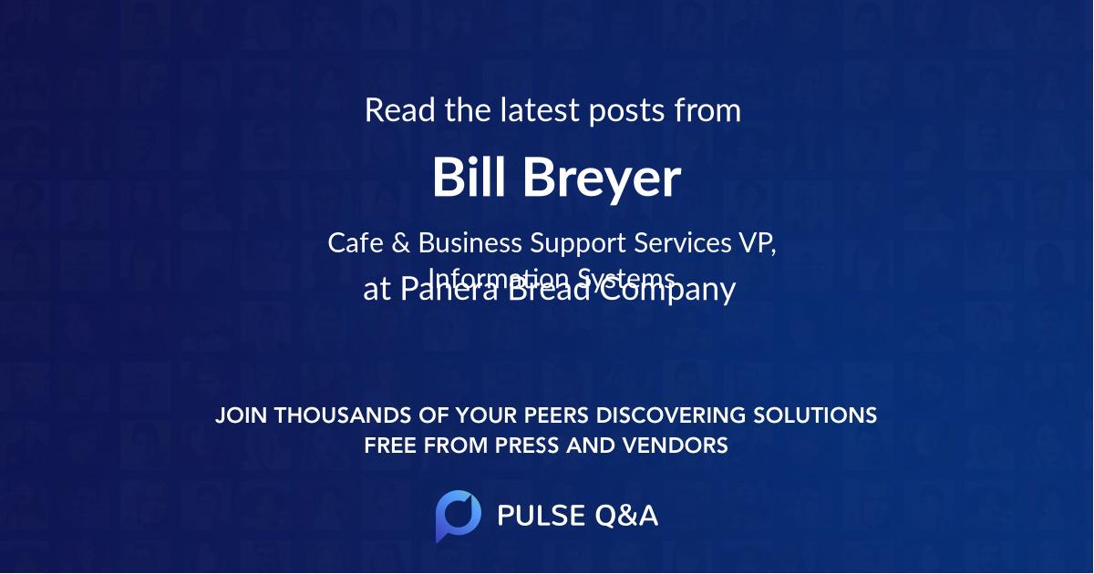 Bill Breyer
