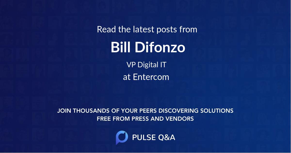 Bill Difonzo