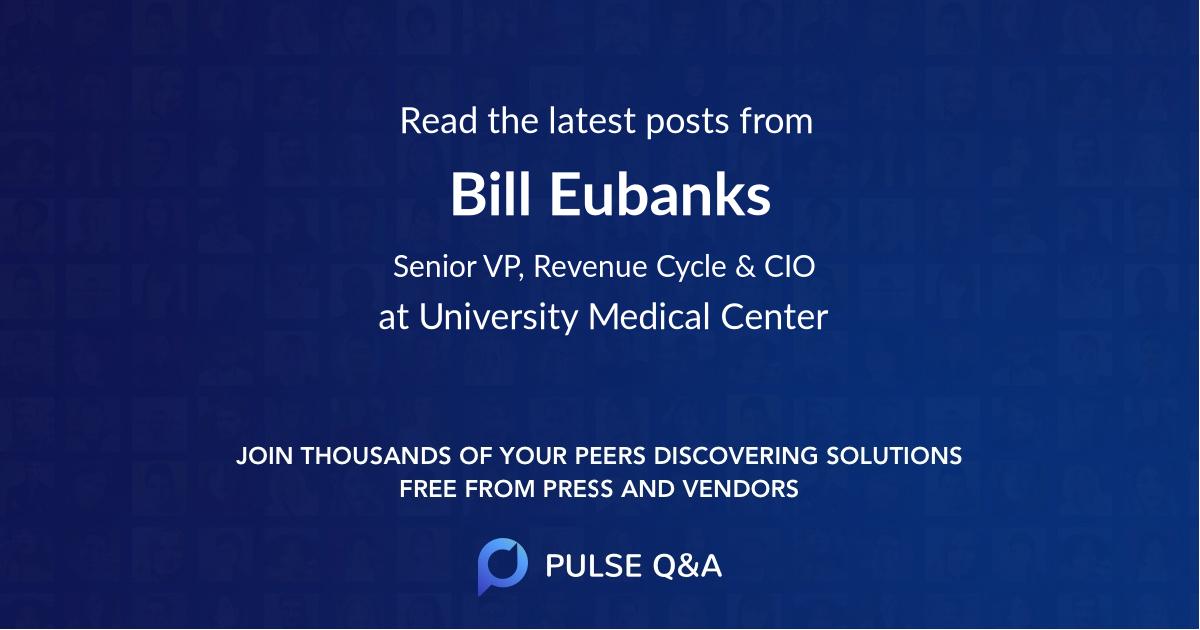 Bill Eubanks