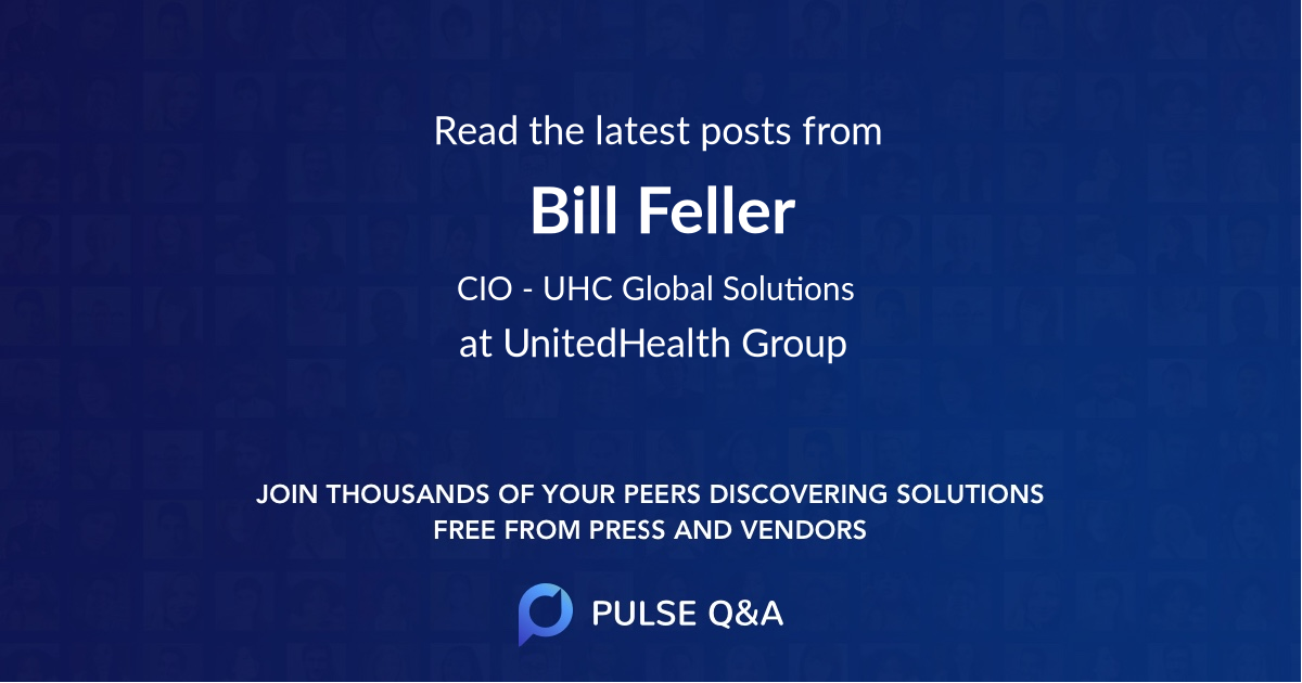 Bill Feller