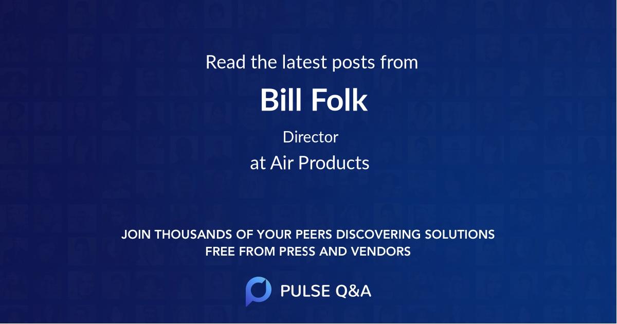 Bill Folk