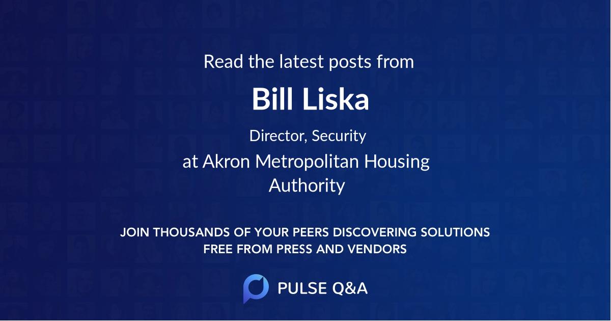 Bill Liska