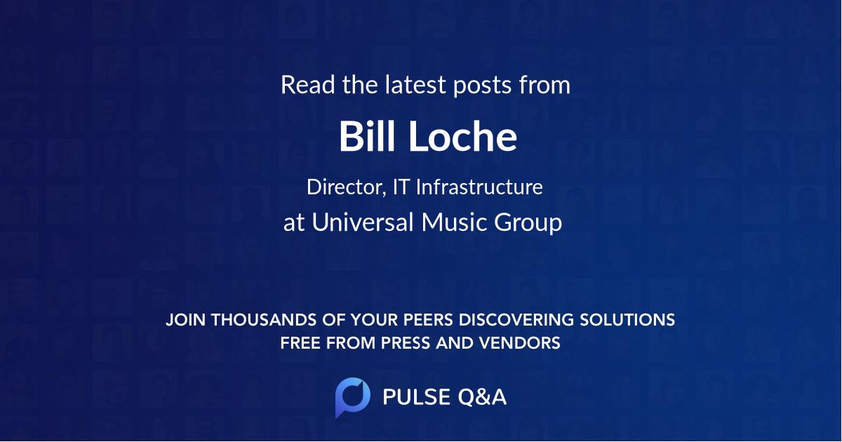 Bill Loche