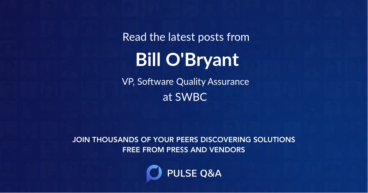 Bill O'Bryant