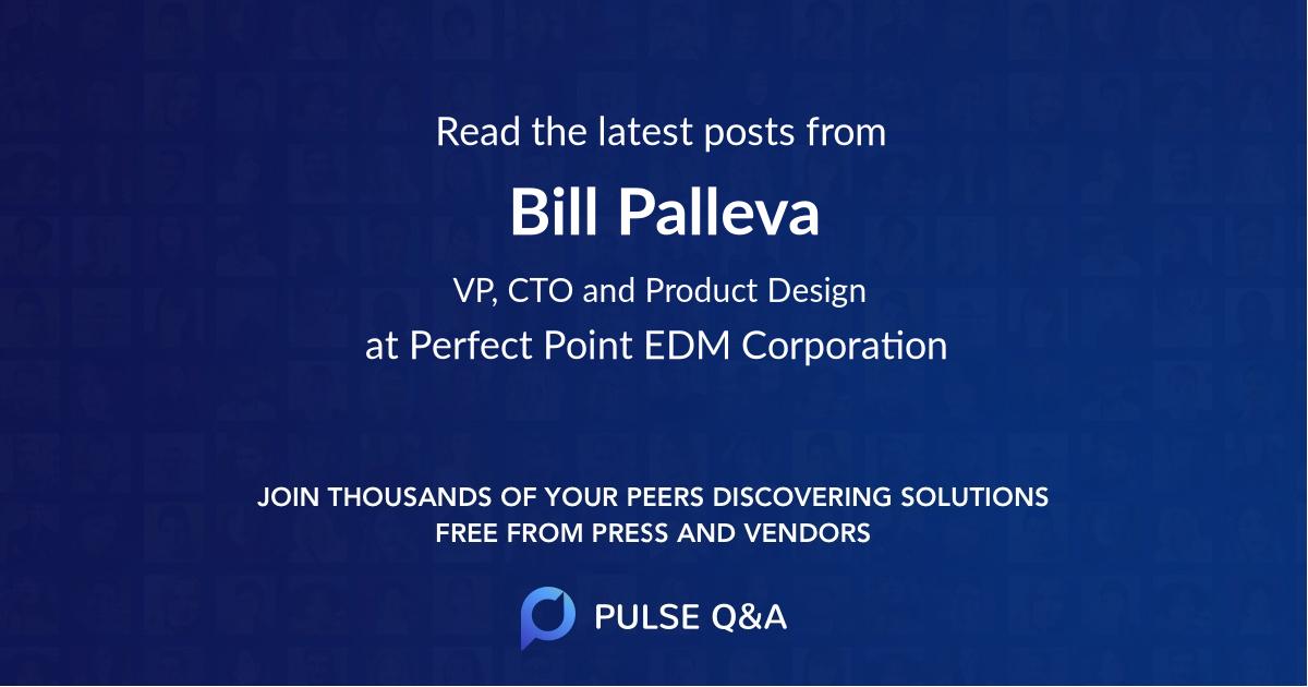 Bill Palleva