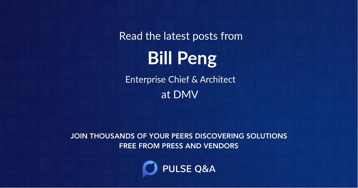 Bill Peng