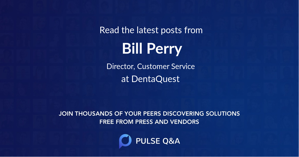 Bill Perry