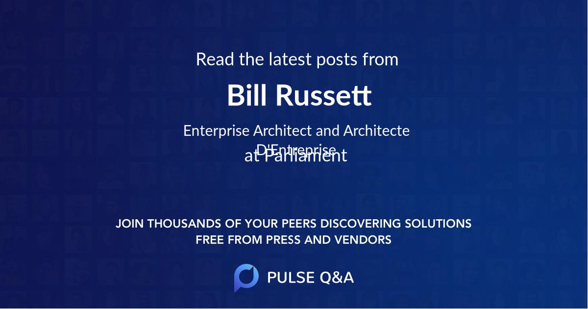 Bill Russett