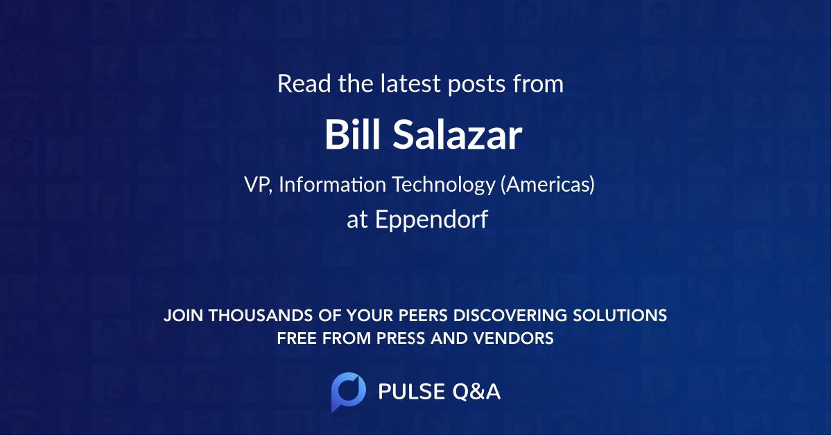 Bill Salazar