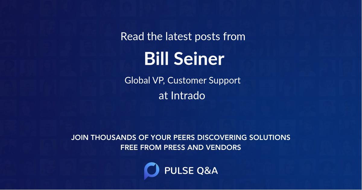 Bill Seiner