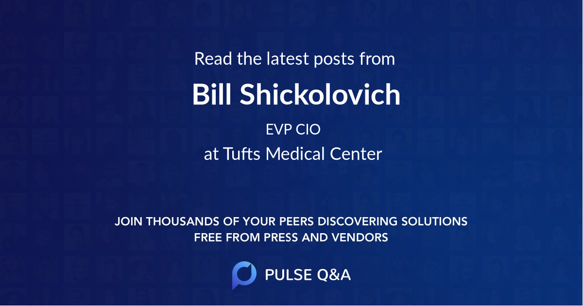 Bill Shickolovich