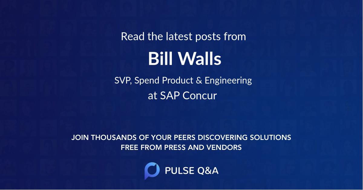 Bill Walls
