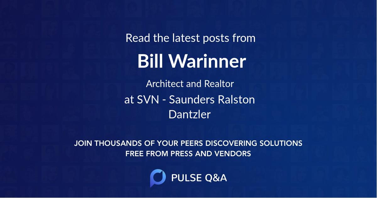 Bill Warinner