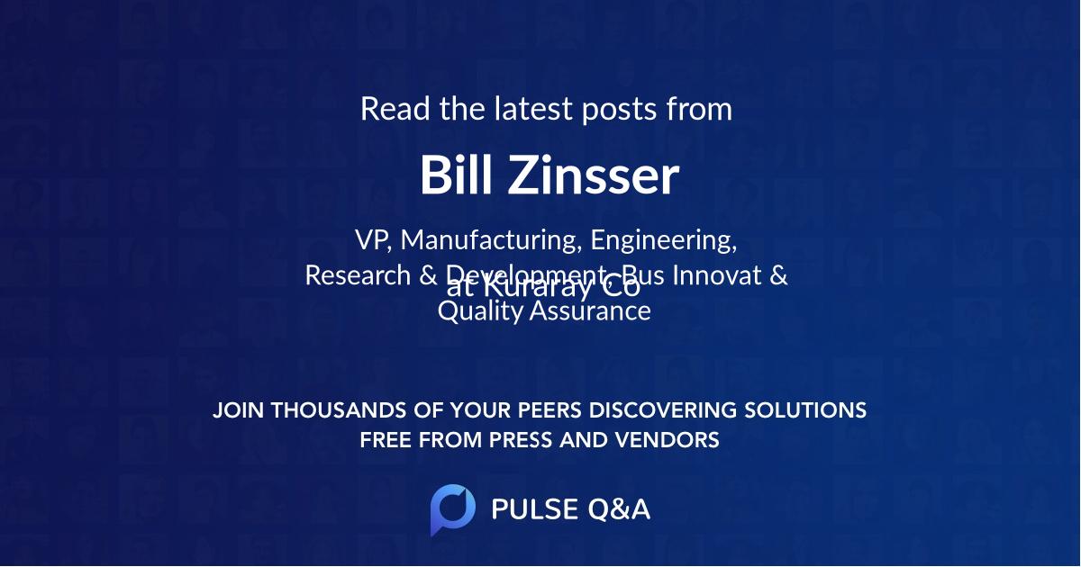 Bill Zinsser