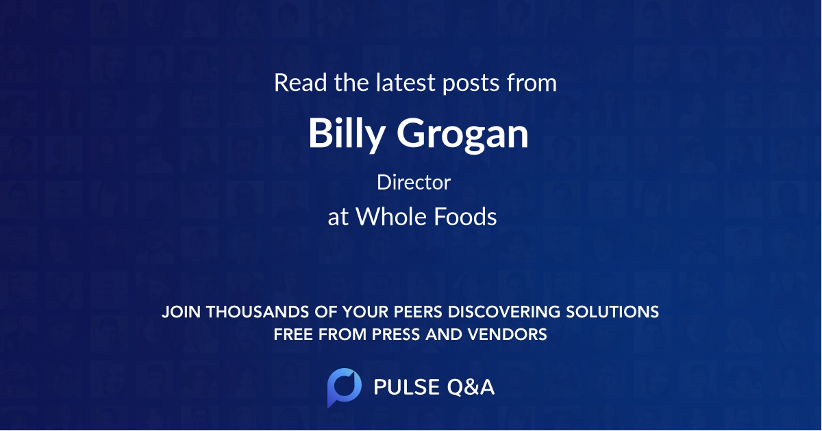 Billy Grogan