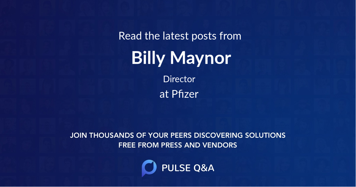 Billy Maynor