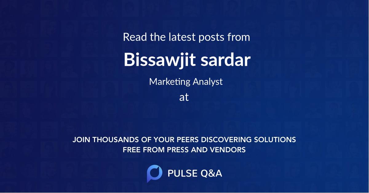 Bissawjit sardar