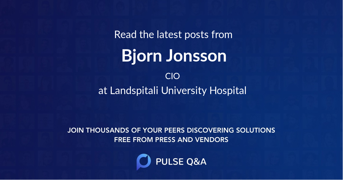 Bjorn Jonsson