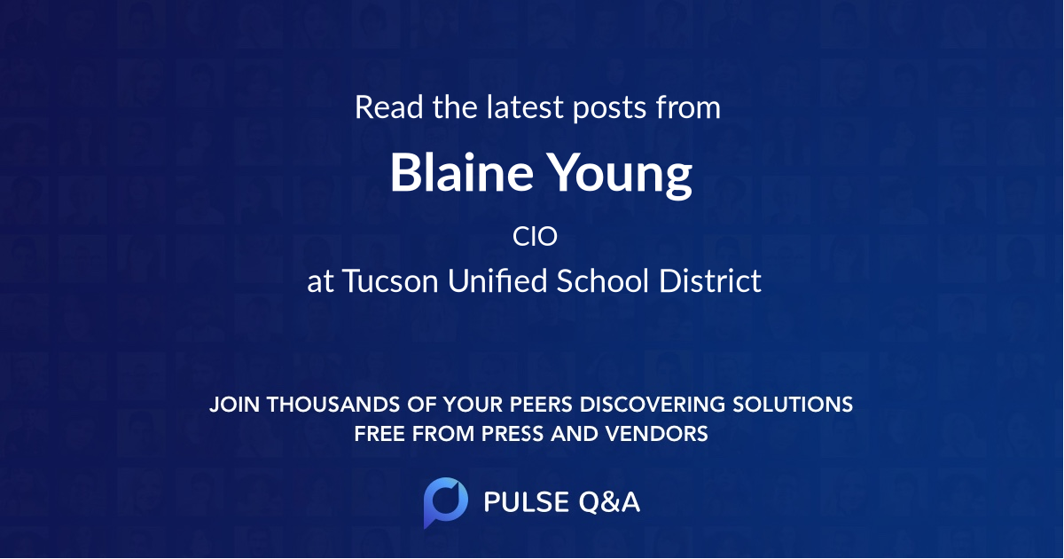 Blaine Young